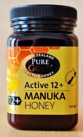manuka honey active 12